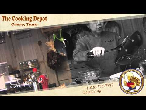 Cooking Depot Pre-roll Ad Cuero Texas