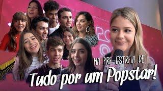 Na pré-estreia de Tudo por um Popstar!