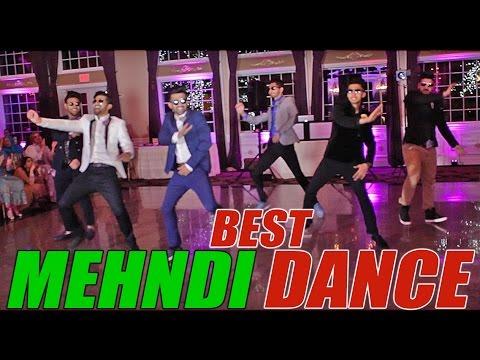Waqas' Shaadi - Best Mehndi Dance 2016 - DhoomBros