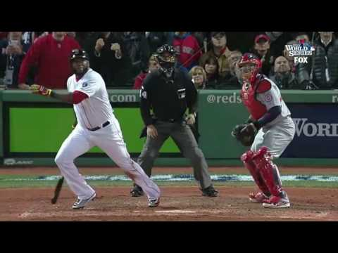 David Ortiz 2013 World Series Highlights