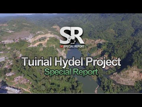 SR : Tuirial Hydel Project |12.12.2016