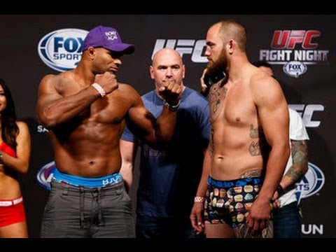 ... Fight Event Highlights: Travis Browne KO's Alistair Overeem - YouTube