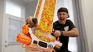 NERF GUN WAR 7