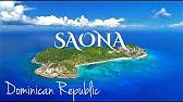 SAONA - BOUNTY island from amigo Pedrito Pearl Dominican Republic -GoPro Full HD