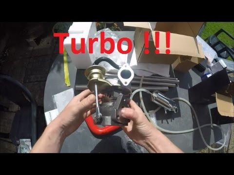 What you need to turbo a scooter / gy6 turbo kit