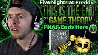 Vapor Reacts #687 | FIVE NIGHTS AT FREDDY'S THEORY