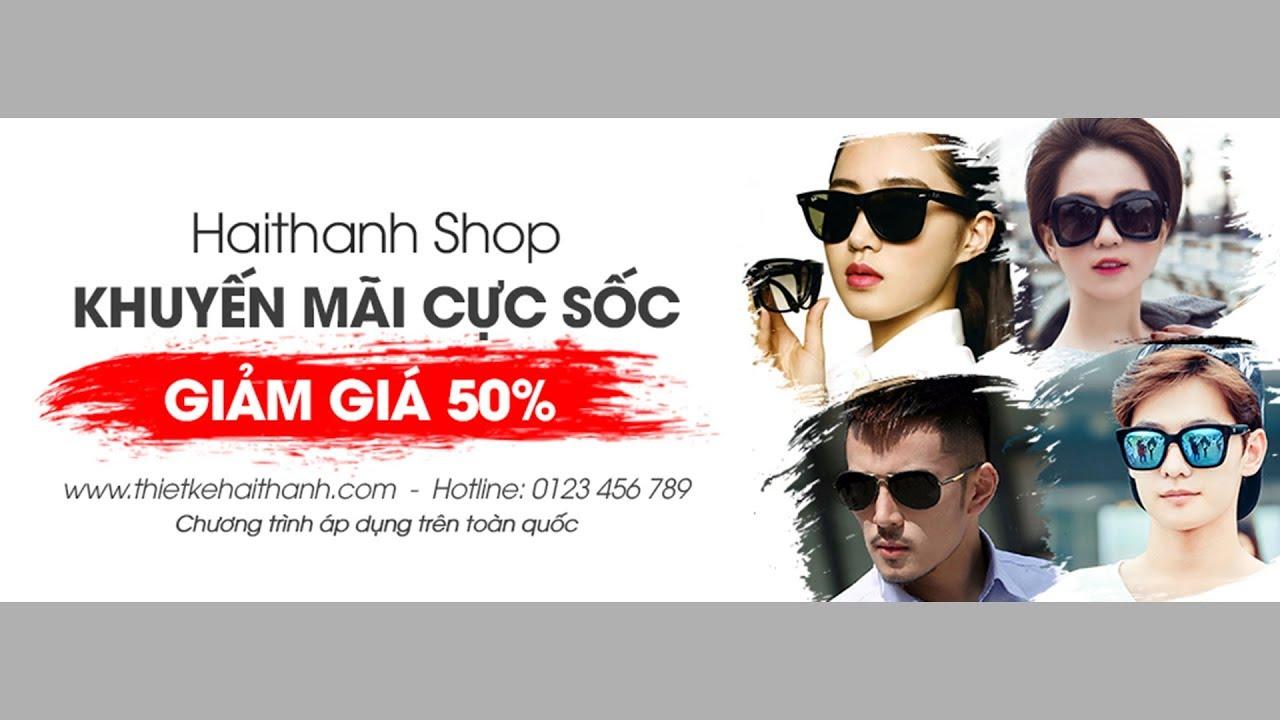 Banner Tutorial Hướng dẫn thiết kế banner Website bằng Photoshop Thietkehaithanh