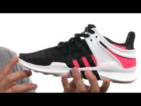 Adidas EQT 93/17 Support Adv White Unboxing Review On Feet