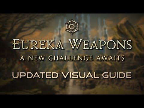 Final Fantasy XIV: Updated Eureka Weapons Guide