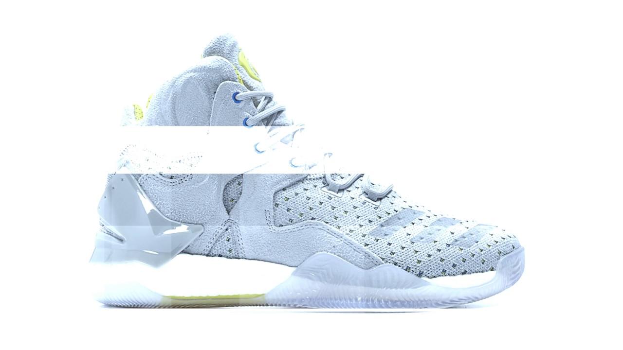 save off cb72a 07a2c adidas D Rose 7 PK x Sneakersnstuff
