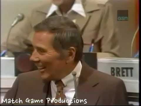 Match Game Synd. (Episode 77) (Opening Cut?) (Betty White's Dance?)
