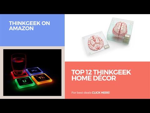 Top 12 Thinkgeek Home Décor // Thinkgeek On Amazon
