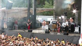 All American Rejects - Real World, Bumbershoot 09, Seattle