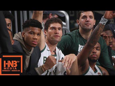 Milwaukee Bucks vs Orlando Magic Full Game Highlights | 02/09/2019 NBA Season