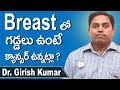 Symptoms of Breast Cancer in Telugu | Cancer Causes | Best Health Tips in Telugu | Doctors Tv Telugu