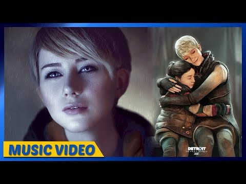 Detroit: Become Human - Ost: Little One - MUSIC VIDEO (GMV)