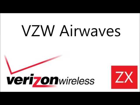 VZW Airwaves - Verizon Ringtone