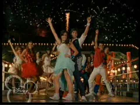 Viva High School Musical Mexico - Finale [Disney Channel Hungary]