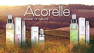 Acorelle Organic Essential Oil Perfumes Made in France