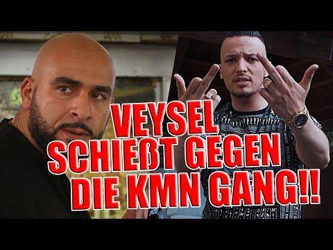 Veysel greift die KMN GANG an!! Beef mit AZET?!