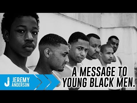 VIDEO: A Message to Young BLACK Men