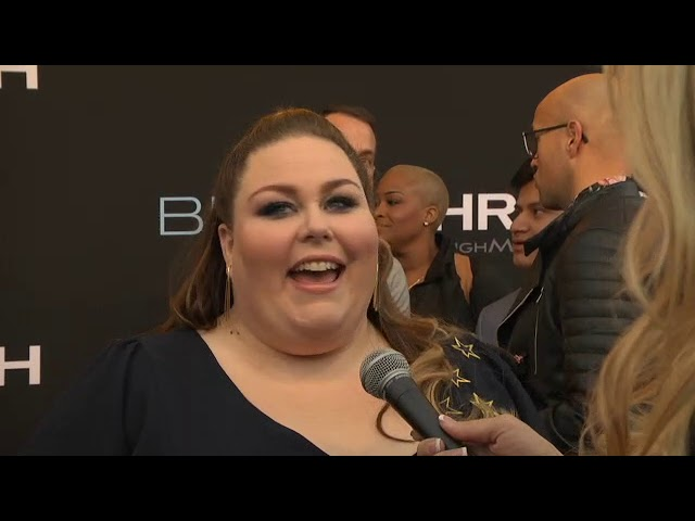 Breakthrough Red Carpet with Chrissy Metz
