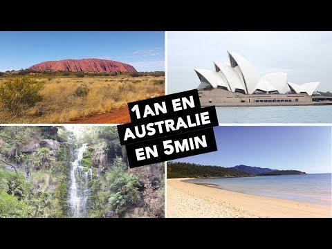 LE BILAN D'UN AN EN AUSTRALIE AVEC LE VISA VACANCES TRAVAIL