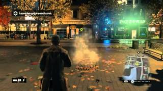 Watch Dogs PC on NVIDIA GTX 750Ti - GAMEPLAY