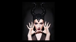 Maleficent Makeup Tutorial Thumbnail