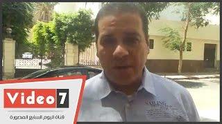 بالفيديو..مظهر شاهين لنادر بكار: