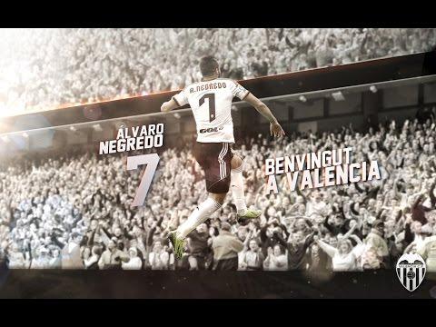 Álvaro Negredo - Valencia C.F. | 2015 HD
