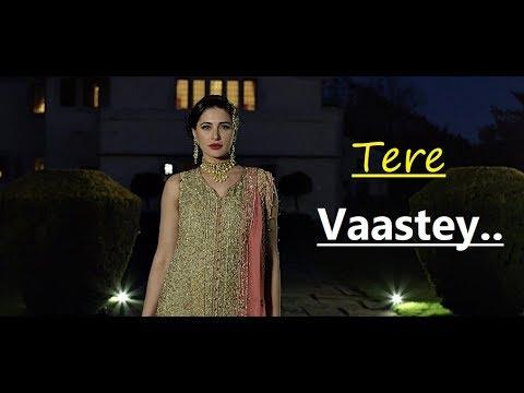 Tere Vaastey Satinder Sartaj - Nargis Fakhri - Jatinder Shah - Lyrics - New Punjabi Song 2018