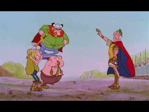 Asterix erobert Rom [bayrisch]