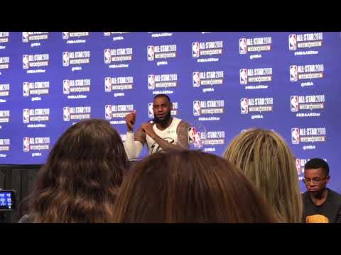 LeBron James wins All-Star MVP and loves the new format