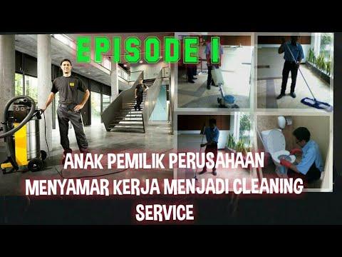 PEMUDA KAYA ITU MENYAMAR JADI CLEANING SERVIS ( EPISODE 1)