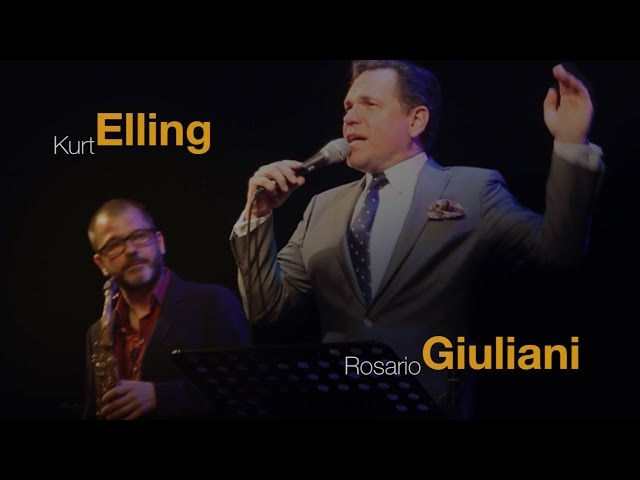 Kurt Elling with Rosario Giuliani | I like the sunrise | live@specialguest2017