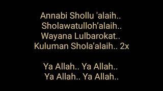 Download Lirik lagu sholawat Annabi Shollu'alaih
