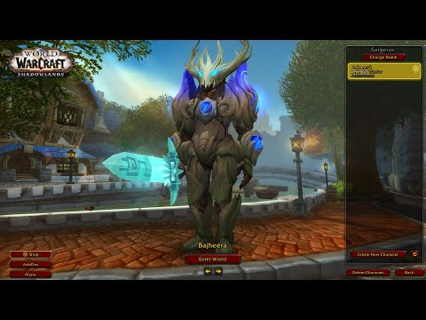 2300+ Arms Warrior / Resto Druid 2v2 Arena (207 iLvl) - WoW Shadowlands 9.0 Warrior PvP