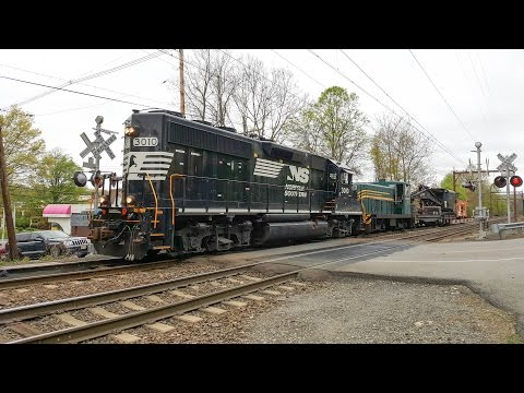 HD: URHS Vintage Equipment Move Whippany to Boonton