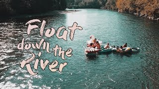 The Best River Float In BC, Canada High On Life