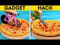 GADGETS VS. HACKS    Epic Kitchen Battle To Find Out What Can Improve Your Cooking