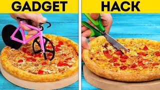 GADGETS VS. HACKS || Epic Kitchen Battle To Find Out What Can Improve Your Cooking