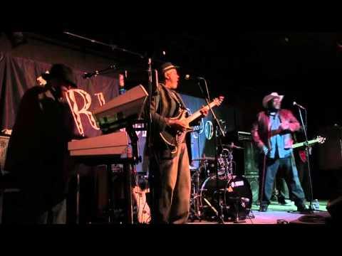 Zac Harmon Band at The Rhythm Room 2-5-16