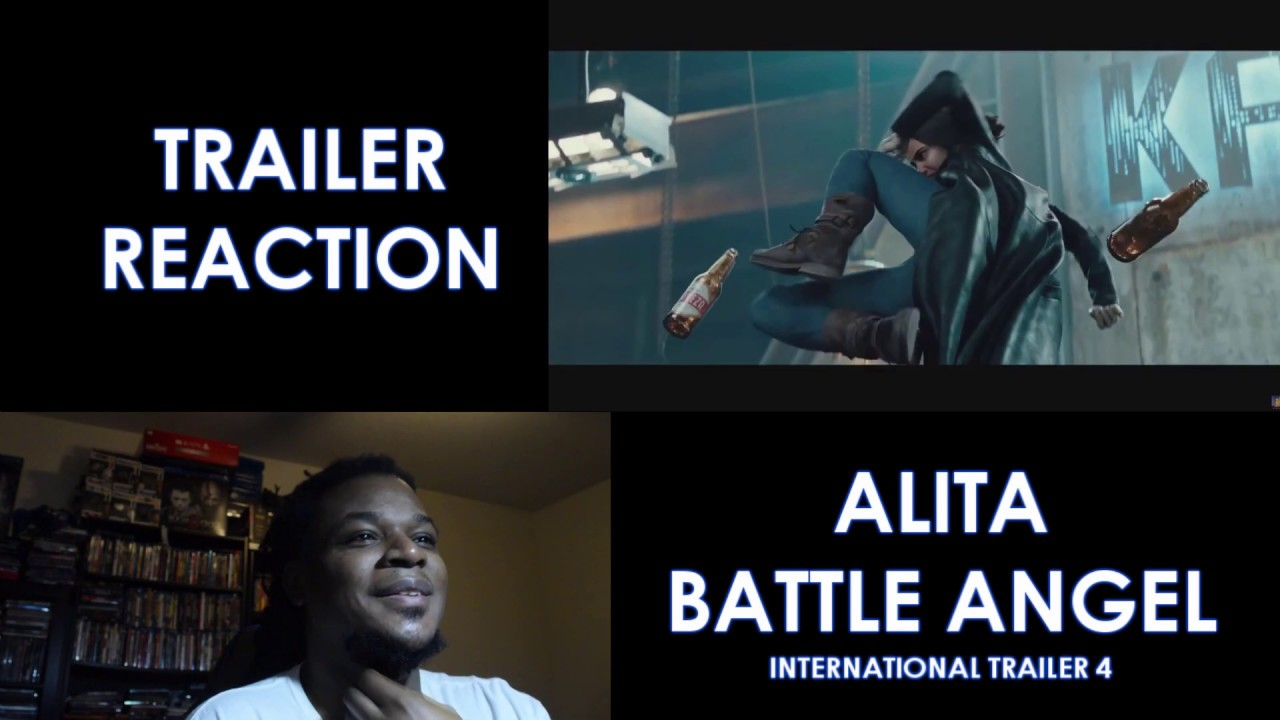 Alita Battle Angel Official International Trailer 4 Youtube