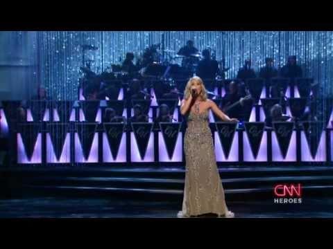 Carrie Underwood-Change(CNN Heroes)Live