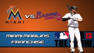 MLB 13 The Show Franchise Mode: Miami Marlins - Division Matchup [Y4NLCSG1 EP42]