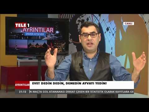 Ayrıntılar - Enver Aysever (16 Şubat 2017) | Tele1 TV
