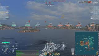 World Of Warships - A Friend Indeed Is All You Need