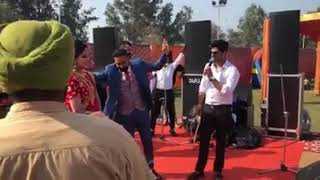 Gurnam bhullar live show wedding program latest super hit song diamond de ring