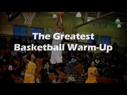 High School Basketball Warm-Up Mix